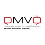 Logo DMVÖ, Partnerschaft Verband Druck Medien Österreich