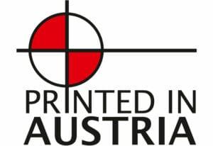 Logo PRINTED IN AUSTRIA