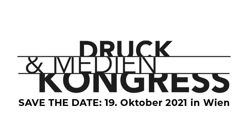 Druck- und Medienkongress 2021, Wien