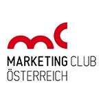 Logo Marketingclub Österreich, Partnerschaft Verband Druck Medien Österreich