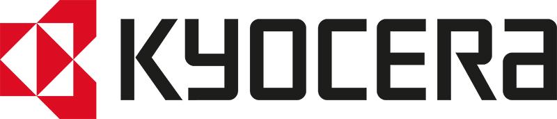 Logo Kyocera, Partnerschaft Verband Druck Medien Österreich