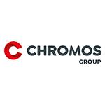 Logo Chromos, Partnerschaft Verband Druck Medien Österreich