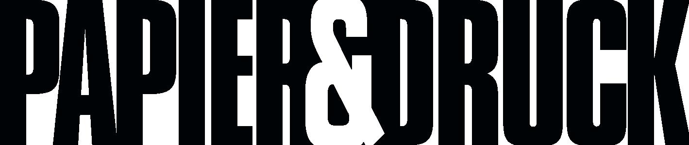 Logo Papier & Druck, Medienpartner Verband Druck Medien Österreich
