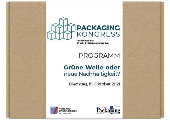 Broschüre Download, Packaging Kongress, Druck- und Medienkongress 2021