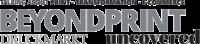 Logo beyond-print.de, Medienpartnerschaft Packaging Kongress, Druck- und Medienkongress 2021