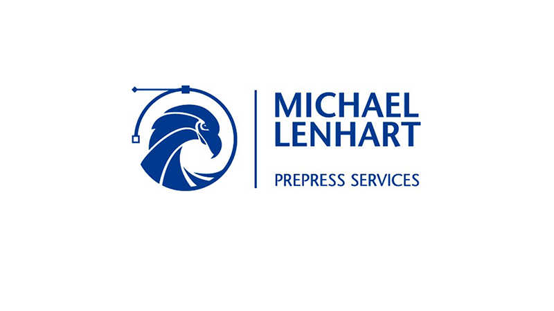 Michael Lenhart Logo Reinzeichnung